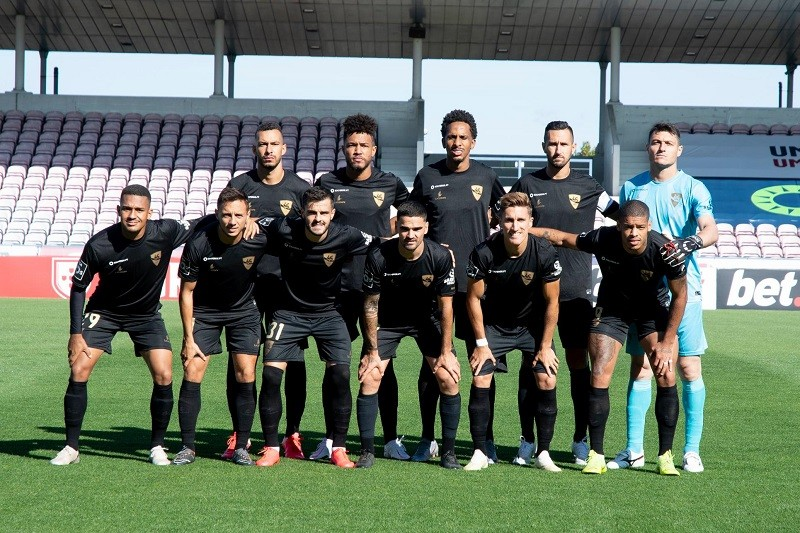 Gil Vicente vence Portimonense na estreia na I Liga