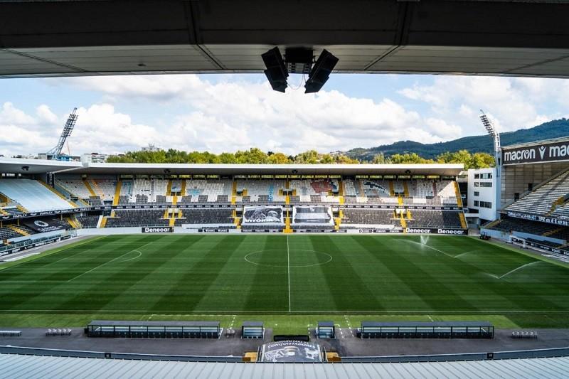 Covid-19: Vitória desiste de ter sócios no seu estádio nos jogos da I Liga