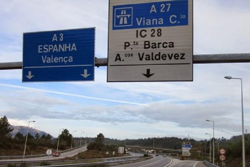 Câmara de Arcos de Valdevez reivindica redução das portagens na A3