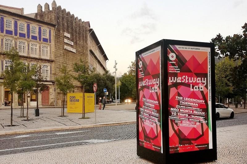 Festival Westway LAB em Guimarães em modo híbrido por causa da pandemia