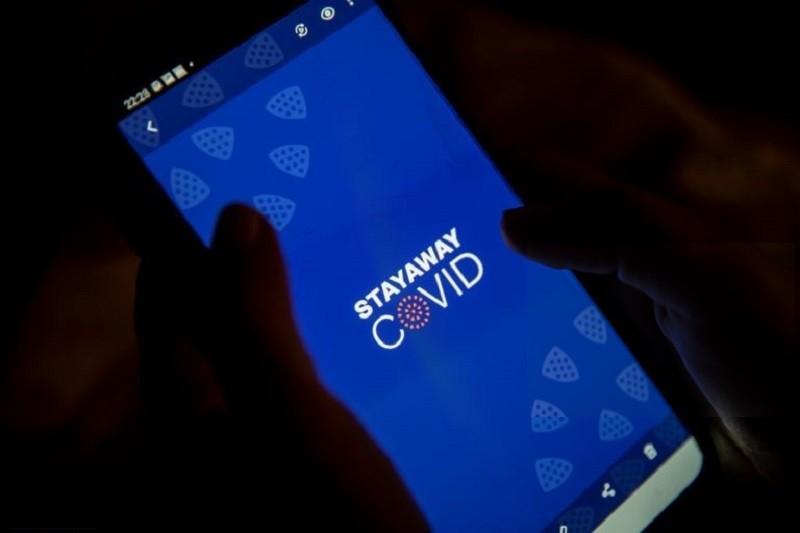 Covid-19: Costa pediu para suspender diploma sobre obrigatoriedade da aplicação Stayaway covid