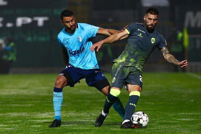 Chaves empata Vizela numa grande penalidade a acabar o jogo