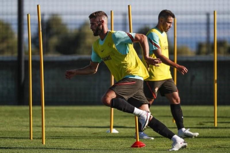 Covid-19: José Fonte substituído por Domingos Duarte na seleção após testar positivo