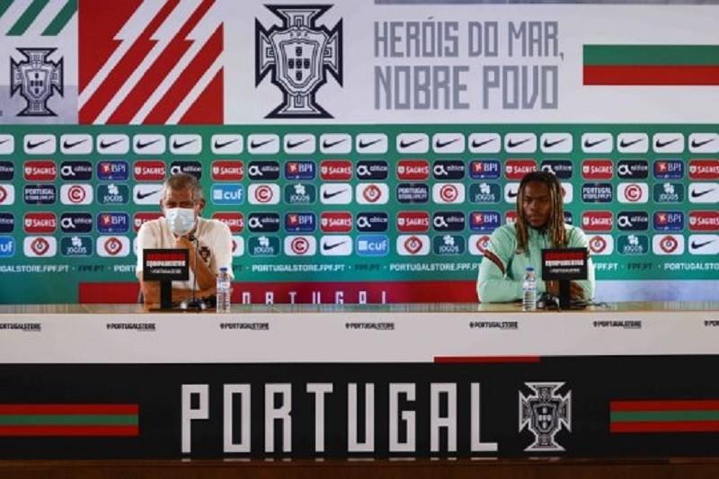 Covid-19: Fernando Santos rejeita preocupação após caso positivo de José Fonte