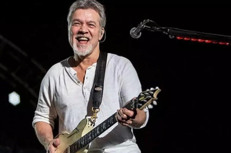 Guitarrista Eddie Van Halen morre aos 65 anos vítima de cancro