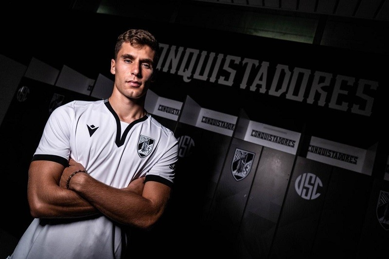 Miguel Luís deixa Sporting ao fim de 11 anos e reforça Vitória de Guimarães
