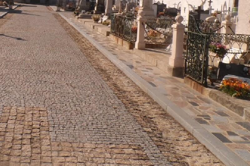 Covid-19: Freguesia de Barcelos fecha cemitério no Dia de Todos os Santos
