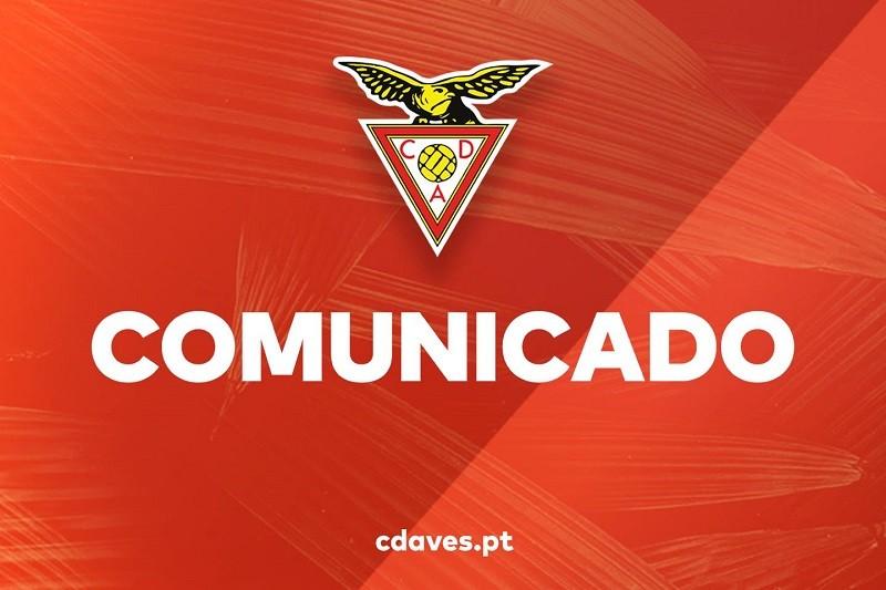 Desportivo das Aves lança novo clube e refunda secções de futebol e futsal