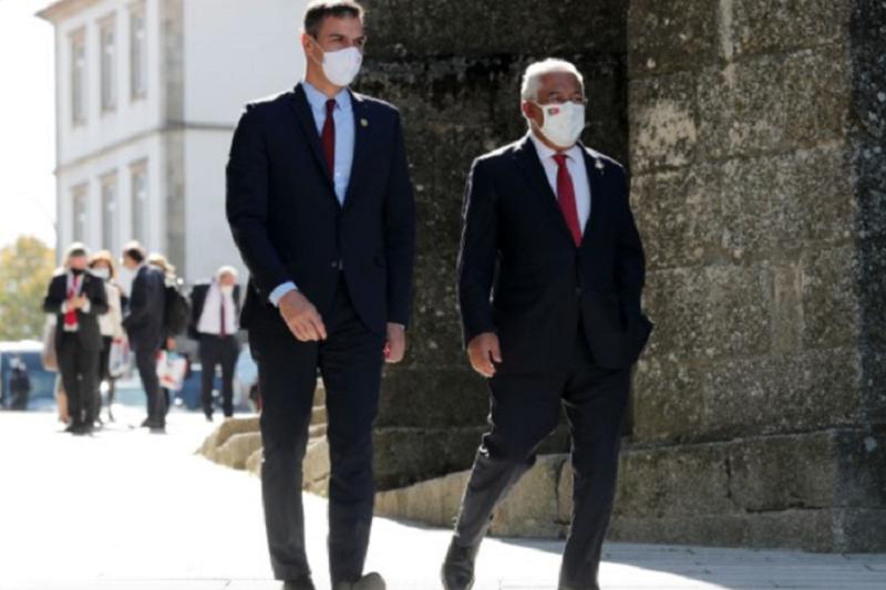 Portugal e Espanha afastam novo fecho de fronteiras devido à pandemia