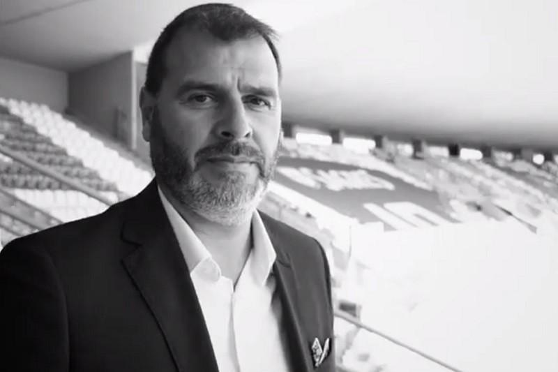 João Henriques é o novo treinador do Vitória de Guimarães