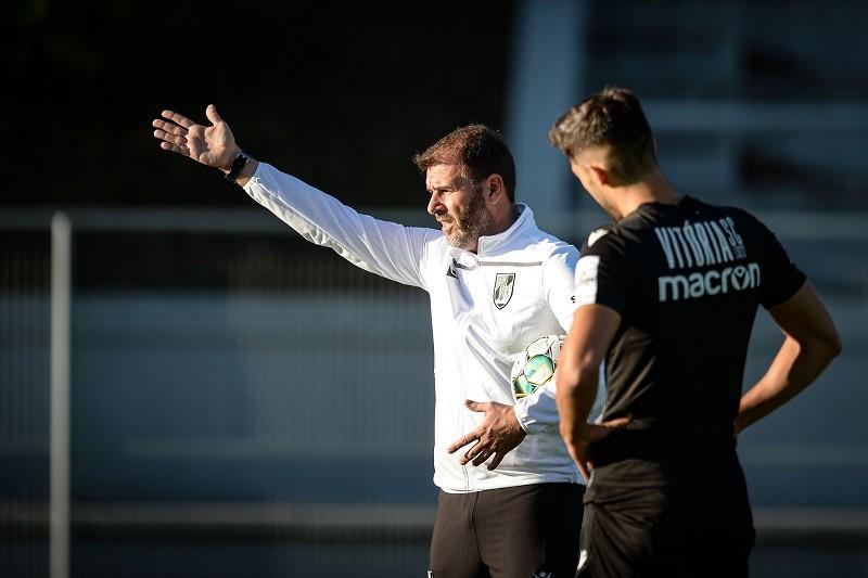 João Henriques promete Vitória de Guimarães com ambição de vencer todos os jogos