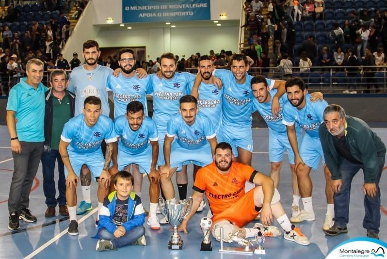 Electro Cava vence XIV Torneio de Futsal