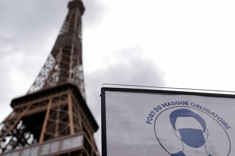 Covid-19: França atinge recorde com mais de 30.000 novos casos em 24 horas