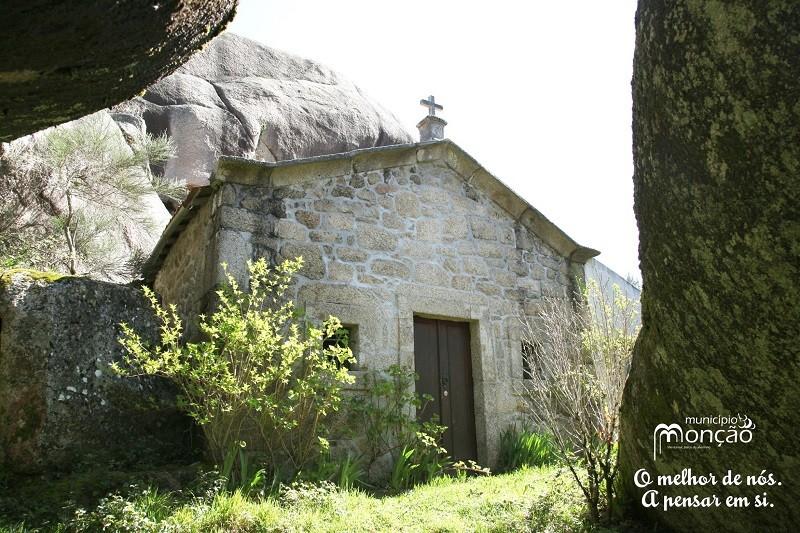 Castelo da Pena da Rainha em Monção classificado como sítio de interesse público