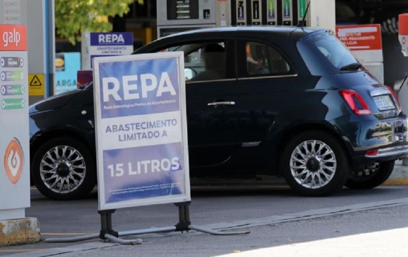 Motoristas: Conselho de Ministros decretou requisição civil