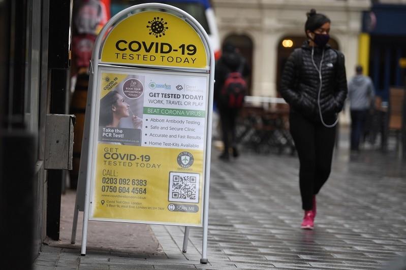 Covid-19: Europa com novo recorde semanal de 927 mil novos casos - OMS