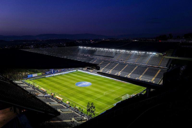 LE: Adeptos do Sporting de Braga têm de usar máscara, DGS no estádio a avaliar
