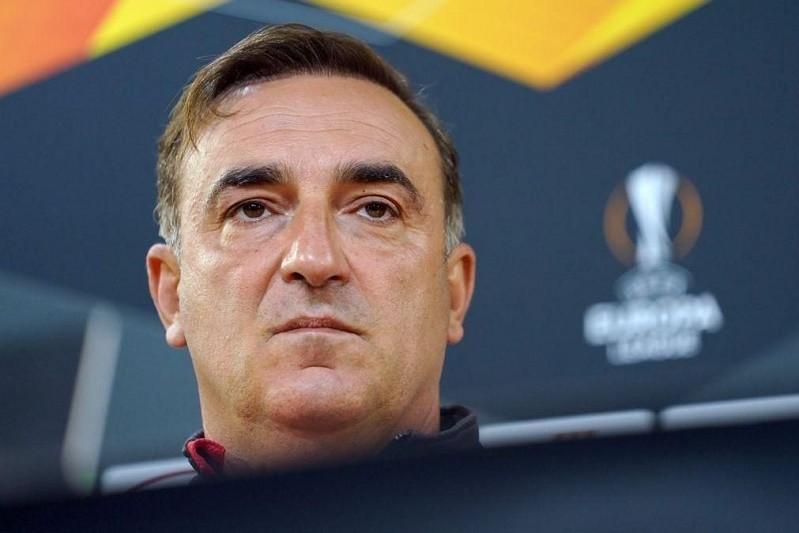 LE: Carlos Carvalhal garante Sporting Clube de Braga na máxima força na Grécia