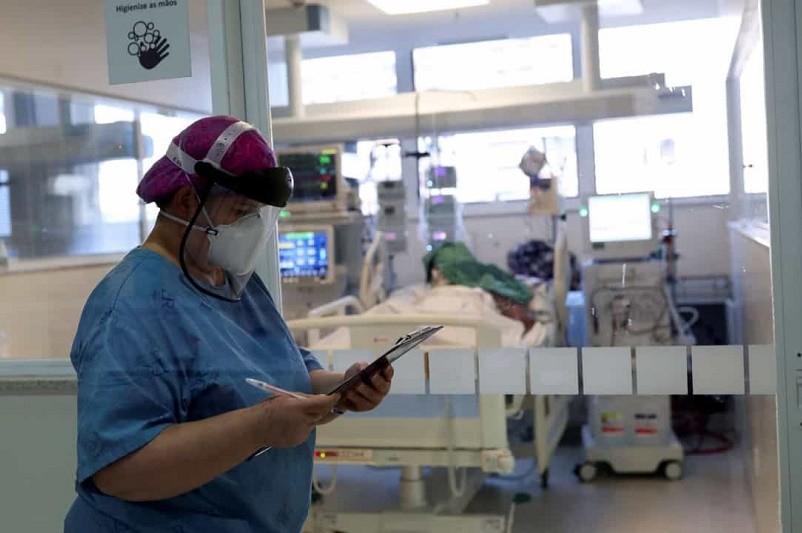 Covid-19: Cuidados intensivos na Europa estão à beira do limite - Cruz Vermelha