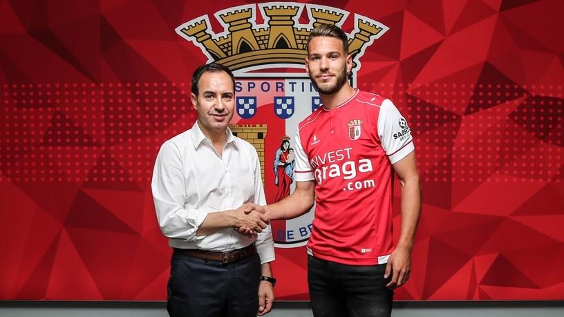 Sequeira renova com Sporting Clube de Braga até 2022