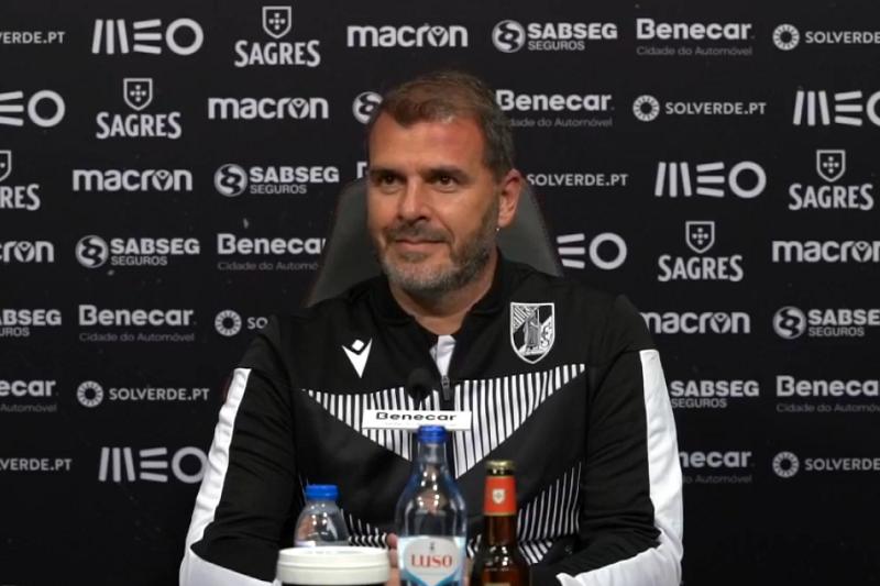 Vitória de Guimarães sem alterações nos convocados para receber líder Sporting