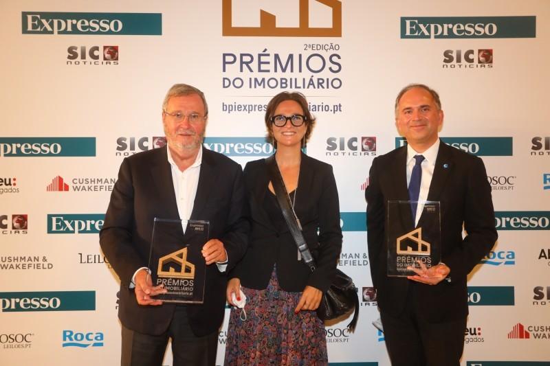 Construtora bracarense premiada por reabilitar hotel em Lisboa