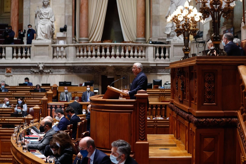 OE2021: Costa avisa que a votação na generalidade é a da clarificação política