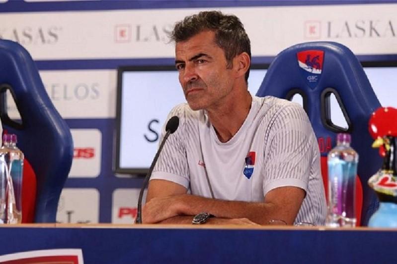 Rui Almeida promete Gil Vicente nos limites para superar Sporting