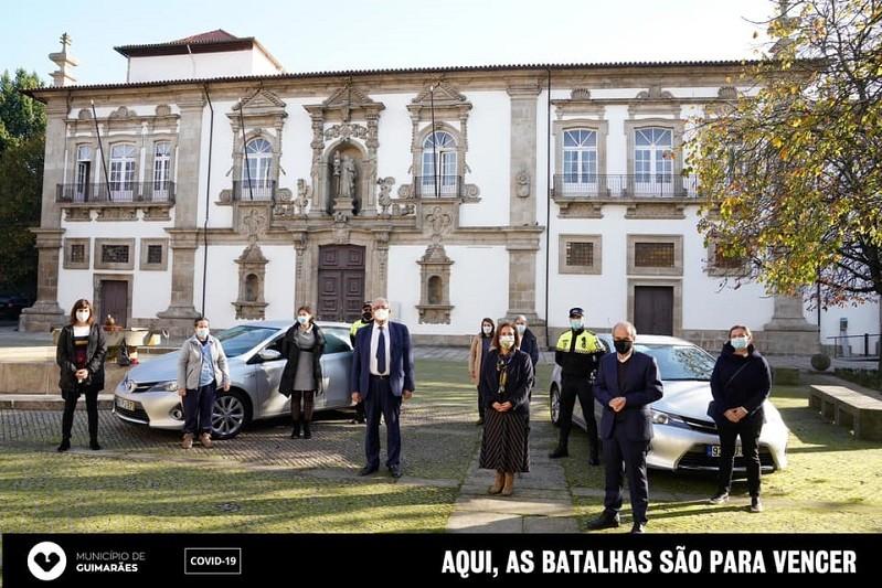 Covid-19: Guimarães mobiliza equipas multidisciplinares de combate à pandemia
