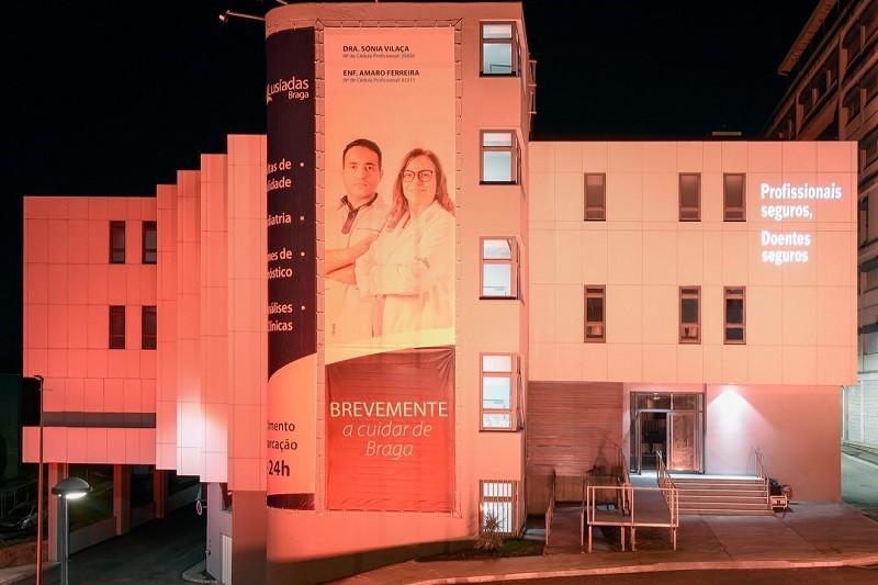 Grupo Lusíadas abre hospital em Braga que representa investimento de 10 ME