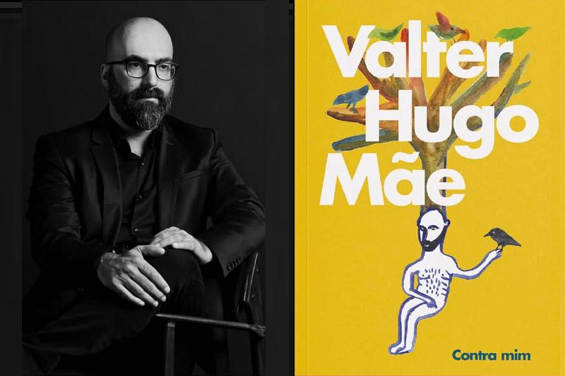 Valter Hugo Mãe reúne memórias de 'um tempo feliz' no seu novo livro, 'Contra Mim'
