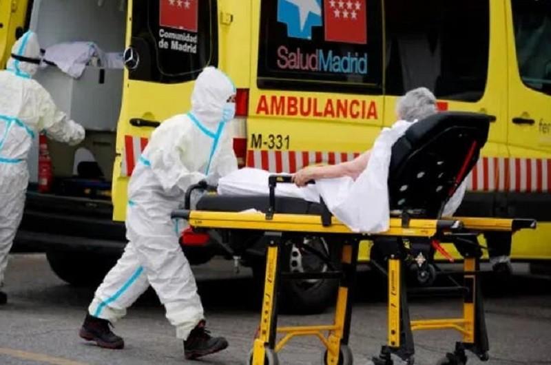 Covid-19: Espanha com máximo diário de 23.580 novos casos