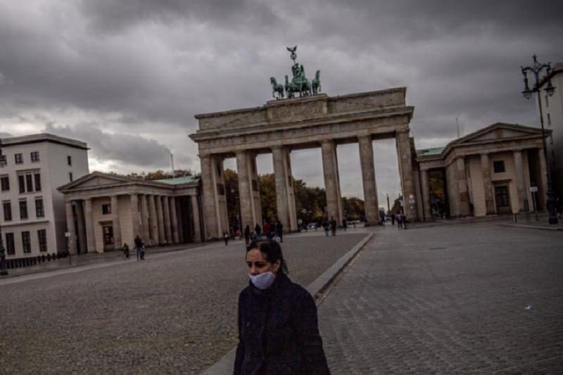 Covid-19: Alemanha regista 18.681 infeções em 24 horas, novo máximo diário