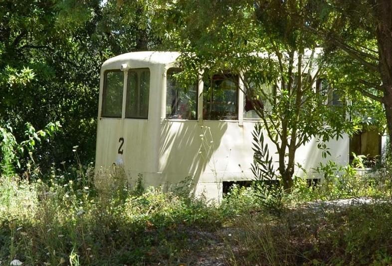 VIANA DO CASTELO: Câmara reabilita antiga carruagem do funicular de Santa Luzia