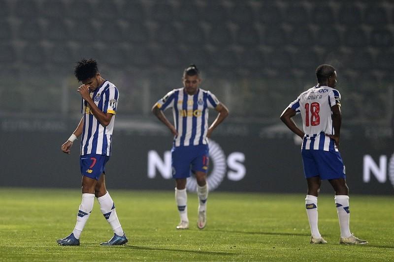FC Porto soma segunda derrota na Liga e pode ver rivais distanciarem-se