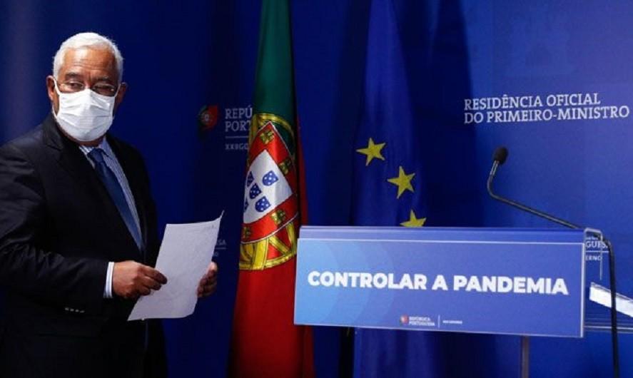 Covid-19: Conselho de Ministros decide hoje novas medidas para controlar a pandemia