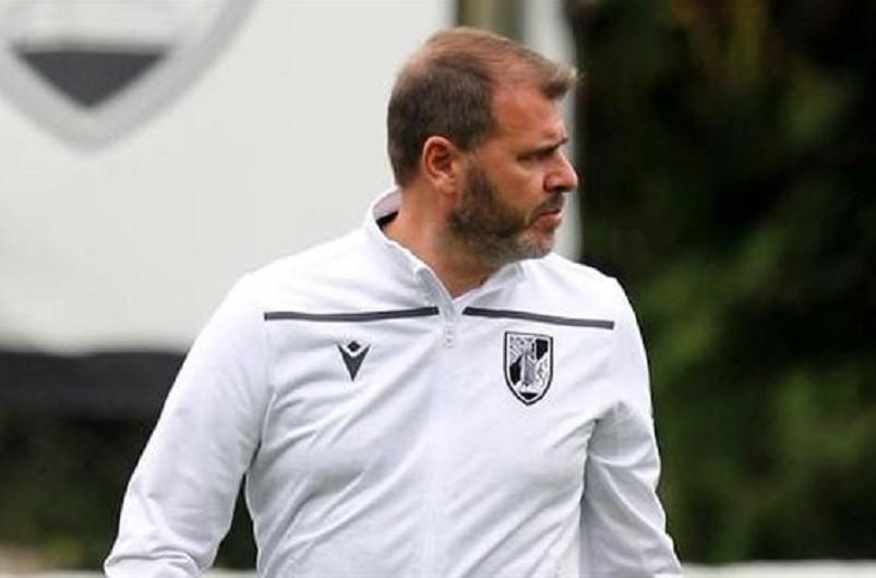 Treinador do Vitória quer iniciar ciclo positivo em Barcelos