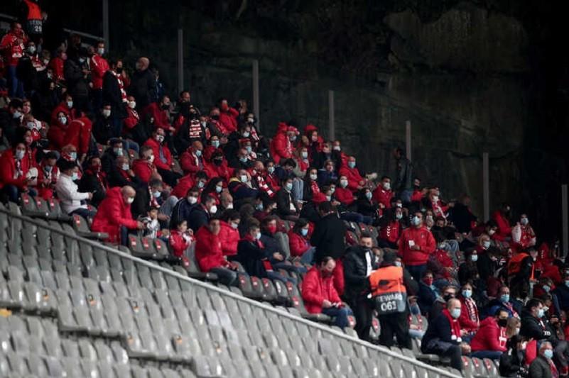 Sócios do Sporting de Braga aprovam contas e orçamento por