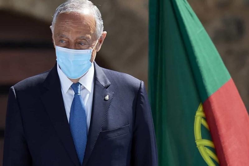 Marcelo apela aos portugueses para que levem o confinamento a sério