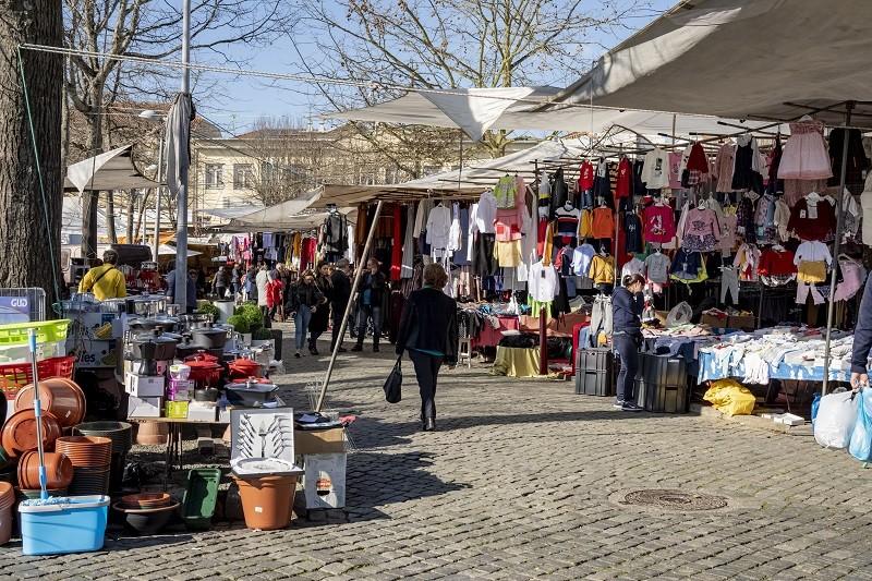 Braga, Barcelos, Guimarães e Famalicão mantêm feiras em funcionamento