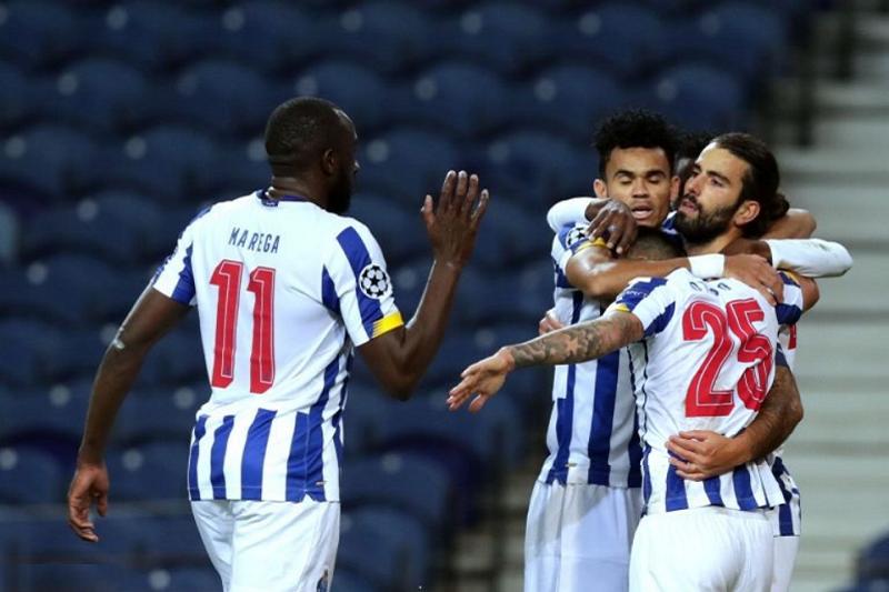 LC: FC Porto vence Marselha e isola-se no segundo lugar do Grupo C