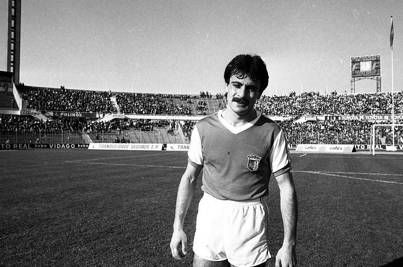 Morreu Jacques Pereira, antigo avançado do SC Braga e FC Porto.