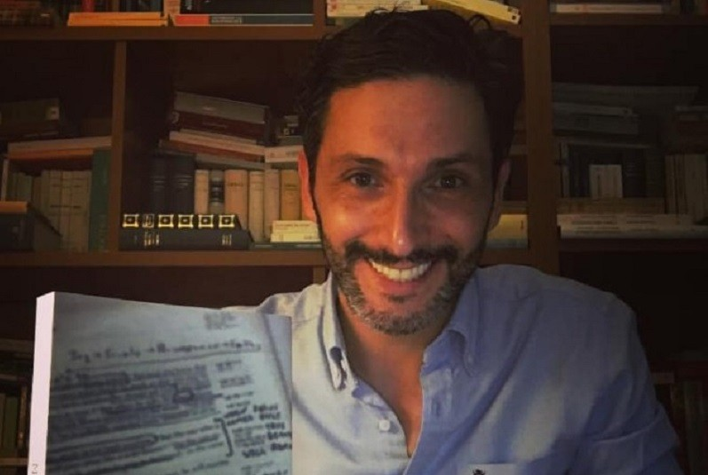 Marginália é o primeiro romance do barcelense Miguel Granja