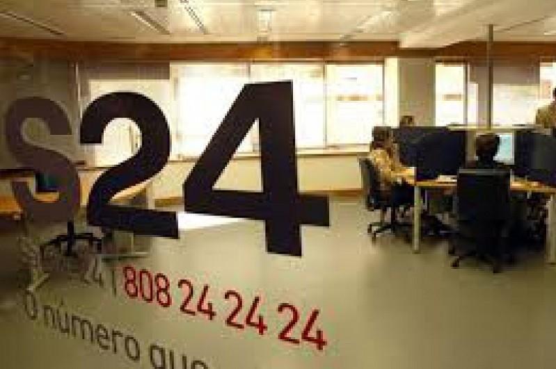 Covid-19: Linha SNS24 emite declarações de faltas por isolamento a partir de hoje