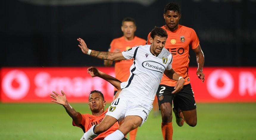Famalicão vence Rio Ave e lidera I Liga portuguesa