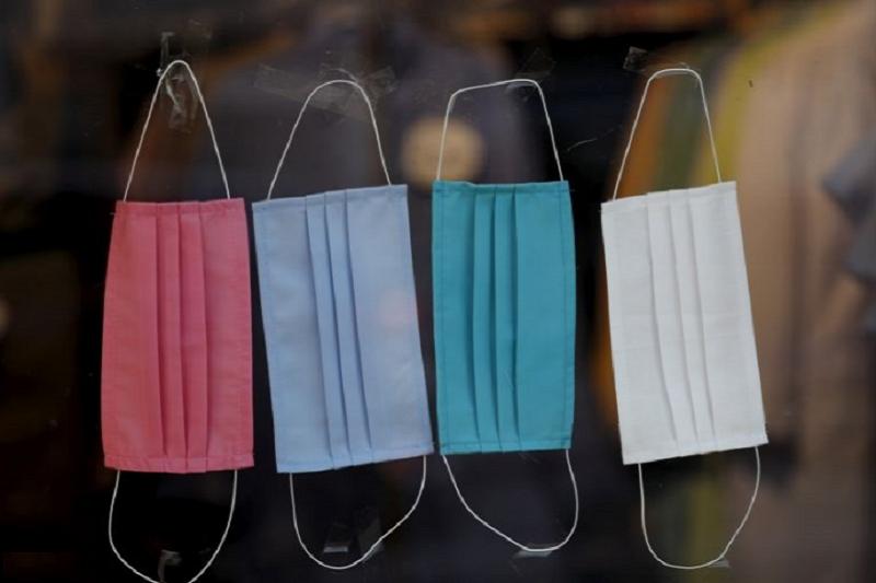 Covid-19: Portugueses divididos quanto à obrigação do uso de máscara na rua