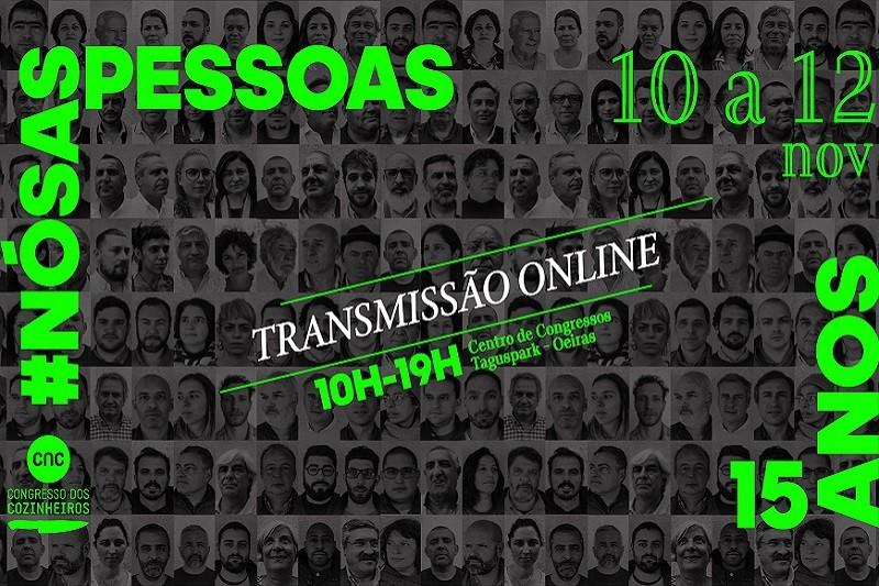 Cozinheiros portugueses reúnem-se para debater saúde mental que a pandemia agravou