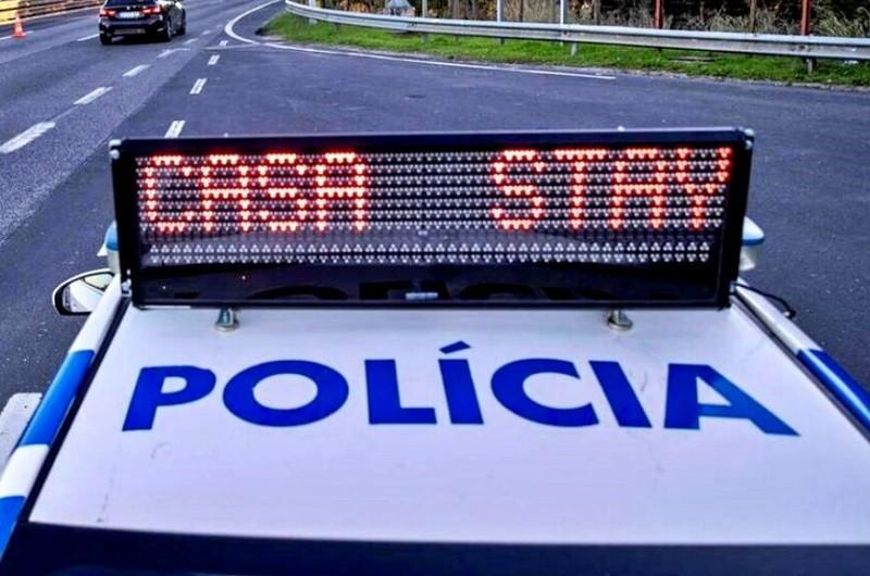 Covid-19: Portugal entrou em novo estado de emergência que inclui recolher obrigatório