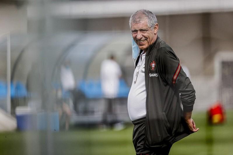 Portugal inicia preparação para dupla jornada decisiva da Liga das Nações