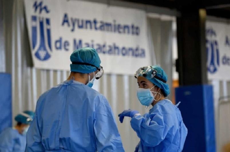 Covid-19: Espanha com número diário de mortes mais elevado da segunda vaga da doença